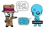 Chibi Watchmen by timflanagan