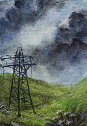 aceo for chid0ri: electricity in the field by kailavmp