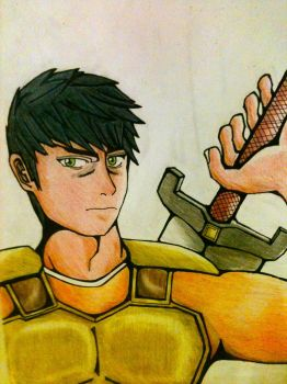 Percy Jackson by yeeesus