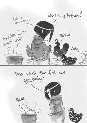 What Are You Doing by Vanillepudding8