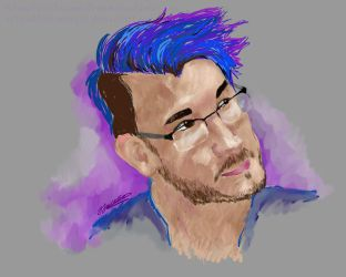 Purpiplier by NotAnotherFanArtist