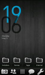 Desire HD Homescreen by humakabula1
