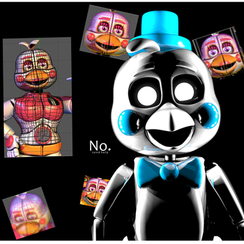Are You Okay Smiley's recolor Parrot thingy? by Smiley-Facade