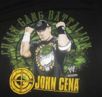 John Cena shirt 3 by JCLover