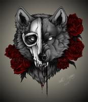 Tattoo design - commission by Barguest