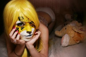 Panther by Freia-Raven