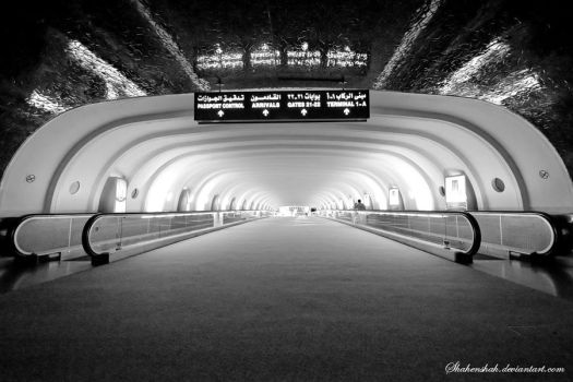 Tunnel by Shahenshah