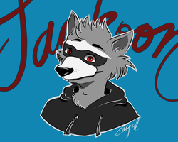 Jackoon by jclover0577