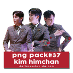 PNG Pack#37 - Kim Himchan by darknesshcr
