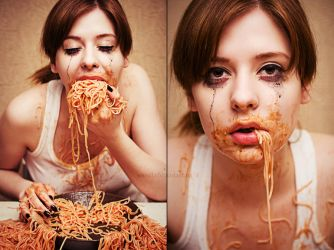 Make Love With Pasta 8 by Glenofobia