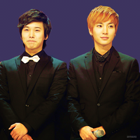 Super Junior - Leeteuk, Sungmin by anna06i