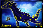 Asteria Cosmic Dragon Profile by AzureHowlShilach