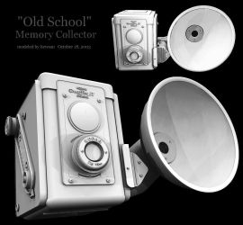 Old School Memory Collector by hewsan