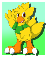 Day 27: Chocobo Day by Joltink