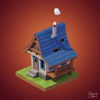 Petit House by GabrielReid