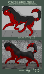 Another Improvement Meme! by Kutanra