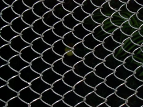 Chain Link Fence by ManixTT-stock