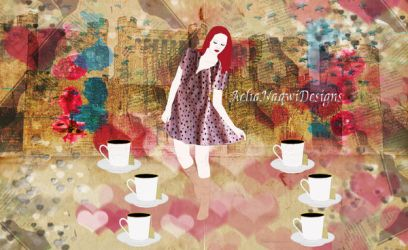 Porcelina of the East by AeliaNaqwiDesigns