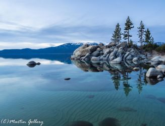 Sand Harbor150212-35 by MartinGollery