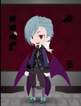 Vampire Custom by iloveonedirection999