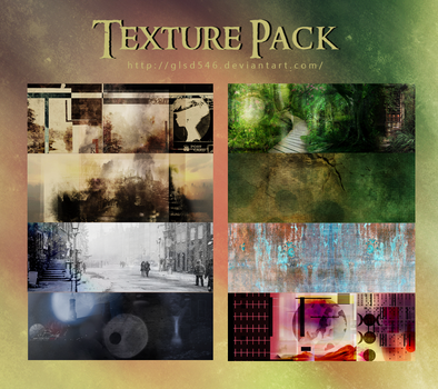TEXTURE PACK #1 by glsd546