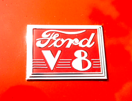 Ford V8 by AaronMk