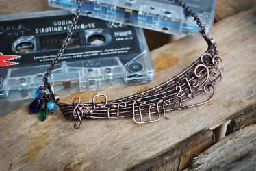 Melody by twistedjewelry