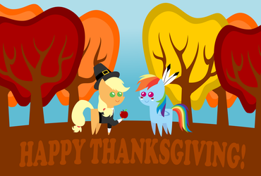 Happy Thanksgiving! by V0JELLY