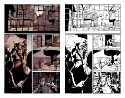 Peter Panzerfaust Issue 1 page 16 by alexsollazzo
