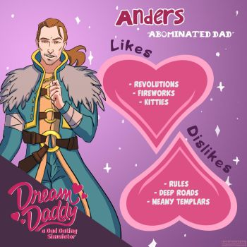 Dream Age: Anders by Gauntletto