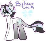 Silver Luck by SpaazleDazzle