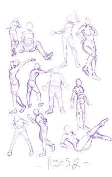 gestures 2 by Nishi06