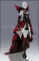 (CLOSED) Adopt Auction - Outfit 29 by cathrine6mirror