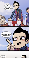 Lazy Town Comic by Arkay9
