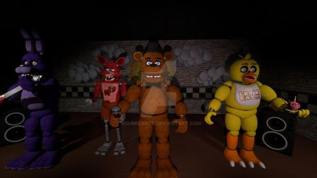 Ea Fnaf by RourkeArts