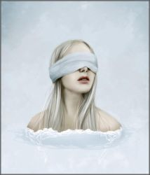 Blind Girl by jezebel