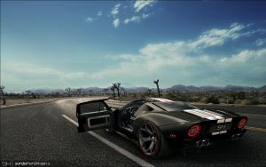 Ford GT by 46sanduhr