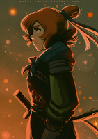 Mulan Pidge by SolKorra