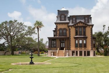 Fulton Mansion in Rockport, Texas by Ankh-Infinitus