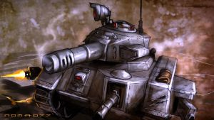 Leman Russ Tank by Nomad-77