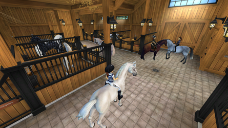 Star Stable - Home Stable ~New Glitch~ by SammyPlays13