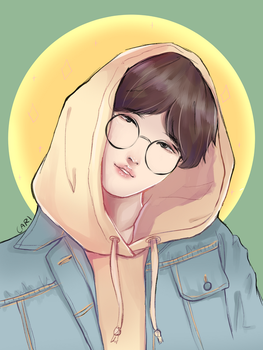 my sunshine by bys0n