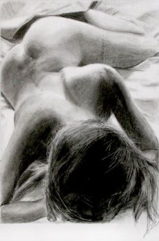 Charcoal by sertanarig