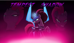Tempest Shadow Wallpaper by EJLightning007arts