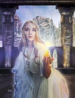 Galadriel by Julianez