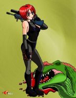 Dino Crisis by Chisco