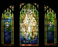 Stained Glass Window - 2 by LadyAhz