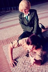 APH - You can't escape, Spain by XNat-atNX