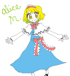 Alice by meowsy