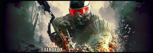 Crysis 3 signature by paranoidmedic